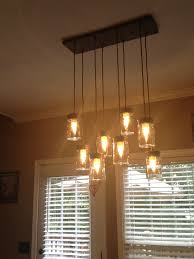 Pottery Barn Outdoor Ceiling Light by Antiqued Bronze Mason Jar Pendant Light Allen Roth Home Fashion