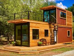 100 Containers Turned Into Homes Shipping Container