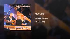 Your Love - YouTube I Cant Make It Without You Youtube I Am Still Holding On Instrumental Luther Barnes Couldnt Luther Barnes Gospelflavacom Blog Your Love Eddie Ebanks My God Can Do Anything Manchester Harmony Gospel Choir At The Foot Of Cross 1990 Rev F C Company So Satisfied Red Budd Gods Grace By Restoration Worship Center