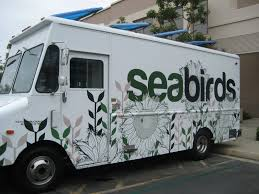 100 Seabirds Food Truck Id Rather Be Eating The Vegan OC