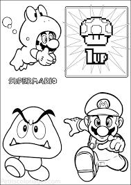 Coloriage Champignon Mario Inspirant Coloriage Toad Le Champignon Dessin