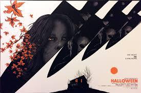 Halloween Jamie Lee Curtis Death by Z Movie Posters
