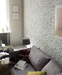 papier peint cuisine leroy merlin revêtement mur leroy merlin papier peint plaquette de parement