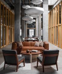 100 Studio 101 Designs JHL Design Converts Abandoned Portland Penthouse Into Moody