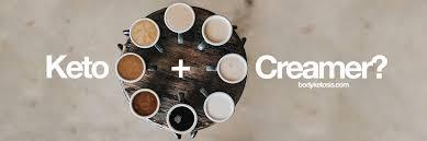 Keto Friendly Coffee Creamer
