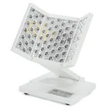 Foldable Desktop 7 Color n LED Lamp Red Blue Yellow Light