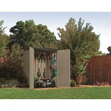 6 X 6 Rubbermaid Storage Shed by Rubbermaid Roughneck Shed Simple Outdoor Design With Rubbermaid