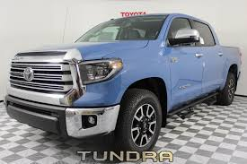 New 2019 Toyota Tundra Limited CrewMax 5.5' Bed 5.7L In Santa Fe ...
