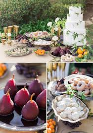Assorted Dessert Table Weddingchicks