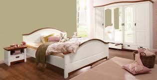schlafzimmer set bett kleiderschrank weiß kirschbaum