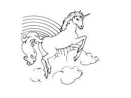 Unicorn Emoji Coloring Pages Color Bros