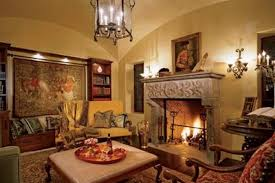 Interior Design And Decoration Colonial Home Decorating