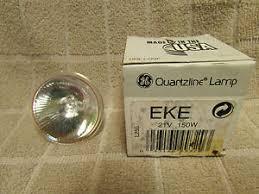 ge quartzline projection l eke 21v 150w ebay