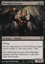 Shadowborn Apostle Deck Modern by Diego Mono Black Demons Modern Mtg Deck
