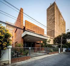 100 House Architect Design Ngamwongwan By Jun Sekino And The