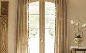 Arched Or Curved Window Curtain Rod Canada by Best 25 Arched Window Curtains Ideas On Pinterest Arched Window