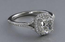 5 Popular Cushion Cut Engagement Rings