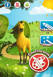 Free Download Fast APK Horse Coloring Book