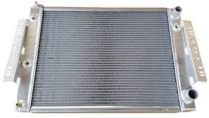 100 Novak Conversions Aluminum Crossflow Radiator GM V8 Conversion