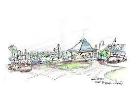 100 Lake House Pickering Ontario Sketchingjourneys Blog