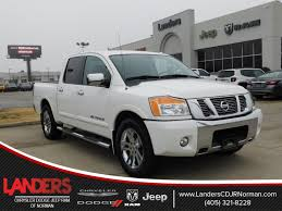 100 Craigslist Okc Cars And Trucks By Owner Nissan Titan For Sale In Oklahoma City OK 73111 Autotrader