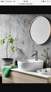 rund spegel skogsvåg ikea