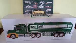 100 Hess Toy Truck Values HESS TOY Book 50Th Anniversary 2014 Never Open New
