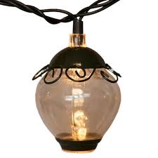 Fred Meyer Light Fixtures by Patio String Lights Garden Winds