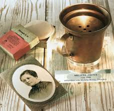 German Culture More On Twitter MELITTA BENTZ Irritated By Coffee Grounds In Her Invented A Blotting Paper Can Filter Tco Eb8GBTjcHO