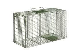 DUKE TRAPS Heavy Duty Single Door Cage Trap XX 36X15X20