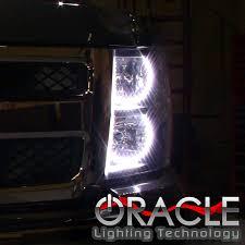 Oracle Halo Lights for Chevy Silverado 2007 2013 Chevy Silverado