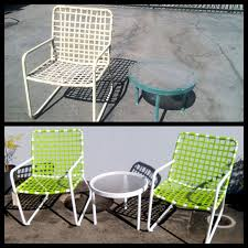 Restrapping Patio Furniture San Diego by Refurbished Outdoor Furniture Photos Los Angeles Encino Ca