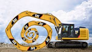 100 Truck Loader 10 Huge CASE KOMATSU HITACHI VOLVO CAT Excavator Mega Machines