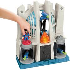 Off Powerpad Lamp And Lantern by Amazon Com Fisher Price Imaginext Dc Super Friends Hall Of