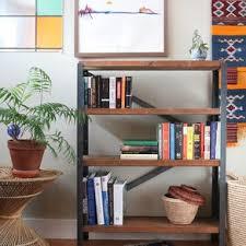The Bronzeville Bookcase Reclaimed Wood Bookshelf By Aaron Houska