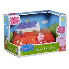 Peppa Pig Pumpkin Carving by Peppa Pig Vehicle Assortment At Wilko Com