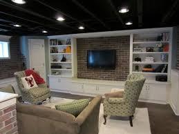 Cheap Diy Basement Ceiling Ideas by Best Cheap Basement Ceiling Ideas U2014 Rmrwoods House
