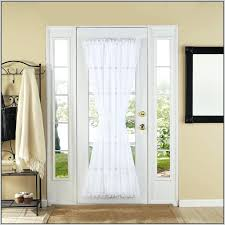 French Door Curtains Walmart by Door Curtain Rail Hinged Nrtradiant Com
