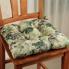 Pier One Kitchen Chair Cushions by Kitchen Best Kitchen Chair Cushion With Green Leaves Design