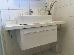 badmöbel set waschbecken unterschrank spiegelschrank weiß