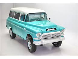 1957 GMC Suburban For Sale | ClassicCars.com | CC-880639 1957 Gmc 150 Pickup Truck Pictures Halfton Panel 01 By Darquewander On Deviantart Rm Sothebys Series 101 12ton The 4x4 Volo Auto Museum Mag Wheels Day Bring The Wife In Project 100 Jimmy Hot Rod Network 1956 Pick Up Rat Chopper Bobber Hauler 1958 2014 Redneck Rumble Youtube Heartland Twitter So As You Can See Tys Classic Stepside Show Truck Resto Mod Ncours De Elegance Happy 100th To Gmcs Ctennial Trend