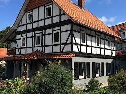 charmantes ferienhaus mit dachterrasse in hessen in großalmerode werra meißner land kaufunger wald für 8 personen deutschland
