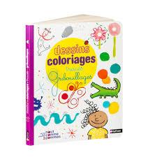 Livre Dessins Coloriages Tracés Gribouillages Pour Enfant De 18 Mois