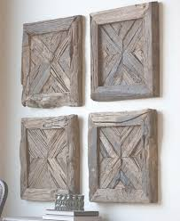 32 Collection Of Large Rustic Wall Art