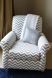 Furniture: Beautiful Upholstered Rocking Chair For Home Furniture ... Charming Black And White Nursery Glider John Ottoman Ftstool Fniture Antique Chair Design Ideas With Rocking Chairs Walmart Diy Cushion How To Make An Easy Add Comfort Style To Your Favorite 2 Piece Indoor Unique Interior Ozy Rockers Pastel Green Zig Zag Chevron Cover Safavieh Barstow Ash Grey Wood Outdoor Gray Brilliant Wooden Replacement Cushions Bedroom Outstanding Of For