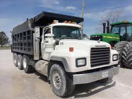 100 Single Axle Dump Trucks For Sale Axle Salerhforsaleheirikiblogspotcom For Mack Dump Truck Dumping