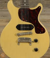 Gibson Les Paul Junior Double Cutaway TV Yellow 1960