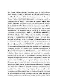 Ejemplo De Carta De Recomendación Formal Ejemplos De Lengua Materna