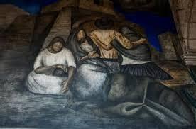 Jose Clemente Orozco Murales by Recorre Aquí Todos Los Murales De San Ildefonso El Financiero