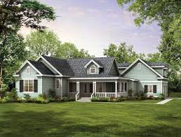 One Story House Plans With Porches Colors Best 25 Single Story Homes Ideas On Pinterest Country House